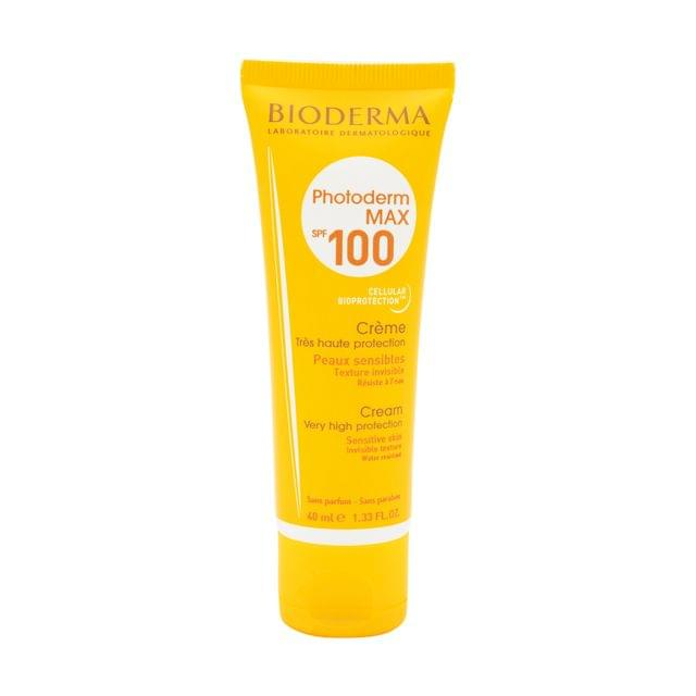 كريم فوتوديرم ماكس للوقاية من أشعة الشمس بمعامل حماية 100 40مل