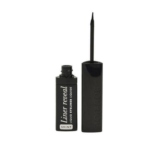 قلم كحل لامع - 01 أسود لامع - 2.5مل