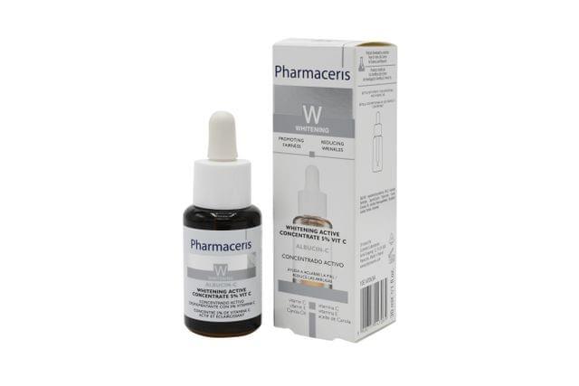 سيروم للتبيض بفيتامين ج تركيز 5% - 30مل