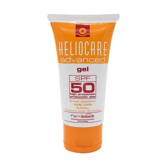 هيليوكير كريم واقي من الشمس مطور بعامل حماية 50 - 50 مل