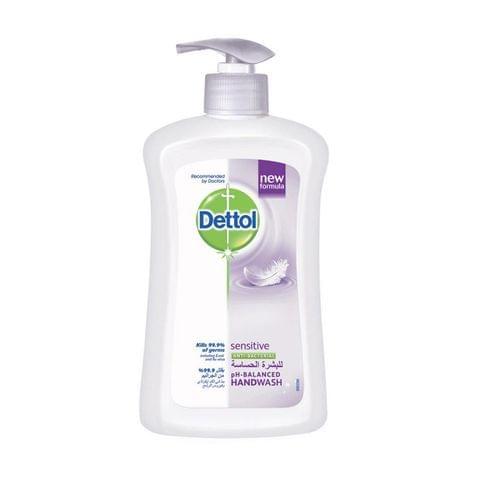 صابون سائل غسول اليدين للبشرة الحساسة ٤٠٠ مل