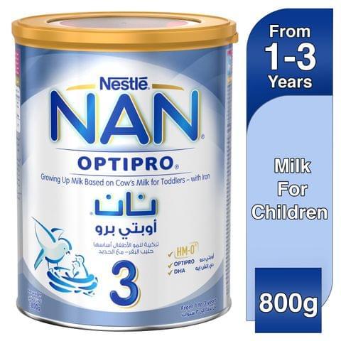 نان اوبتيبرو - المرحلة 3