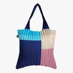 حقيبة تسوق مطوية سحابة