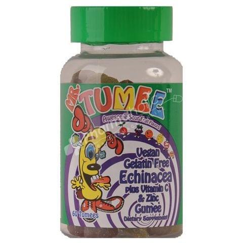 مستر تومي مكمل غذائي بفيتامين سي والزنك 60 حلوى