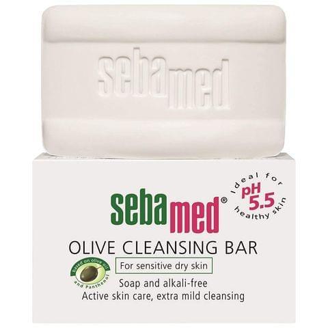 صابون بار لتنظيف البشرة بالزيتون - 150جم