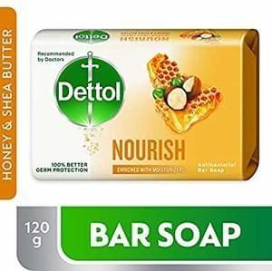 صابون ديتول تغذية بالعسل 120g