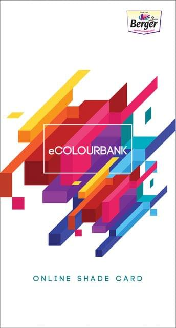 eColorBank Shade Card