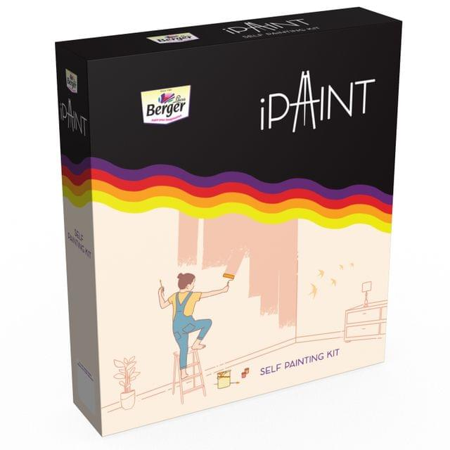 Berger iPaint DIY Home Wall Painting Kit