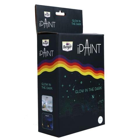 Berger iPaint DIY Glow in Dark Paint Kit - Switch Board Highlighter
