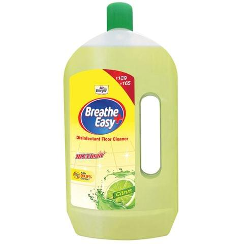 BreatheEasy Disinfectant Floor Cleaner (1 Litre)