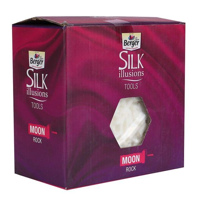 Berger Paints Silk Illusion Tool Moon Rock for Wall Texture Designs