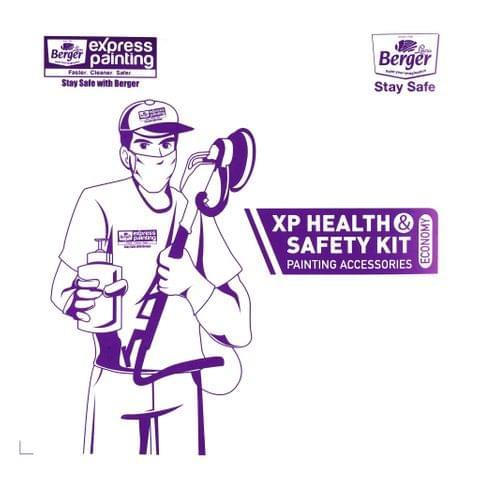 XP Health & Safety Kit (Economy)
