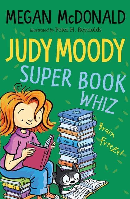 JUDY MOODY, SUPER BOOK WHIZ (BOOK 15)