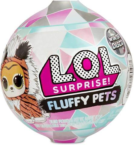 LOL SURPRISE! FLUFFY PETS WINTER DISCO