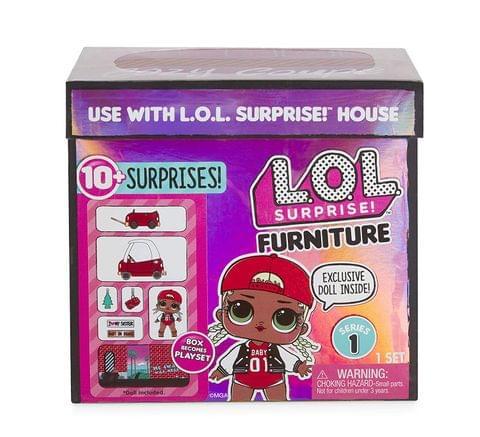 L.O.L. SUPRISE! FURNITURE