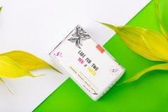 Saathi Bamboo Fiber Biodegradable Panty Liners - Pack of 24