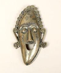Dhokra Mask Small