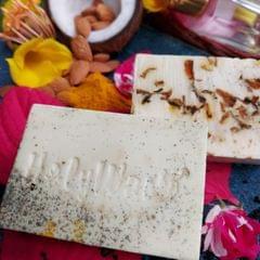 Holywaste Petals soap