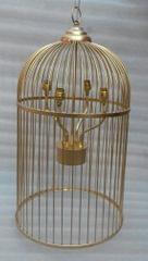 Cage Style Lantern